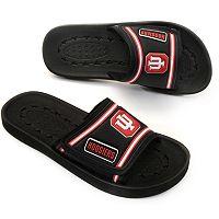 Adult Indiana Hoosiers Slide Sandals