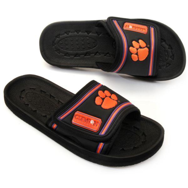 Adult Clemson Tigers Slide Sandals