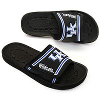 Adult Kentucky Wildcats Slide Sandals