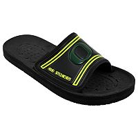 Adult Oregon Ducks Slide Sandals