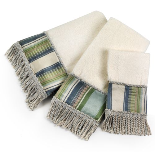 Popular Bath Contemp 3-pc. Bath Towel Set