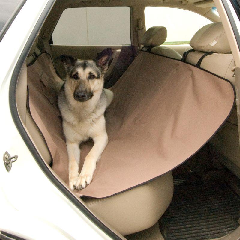 K and H Pet Car Seat Saver, Brown