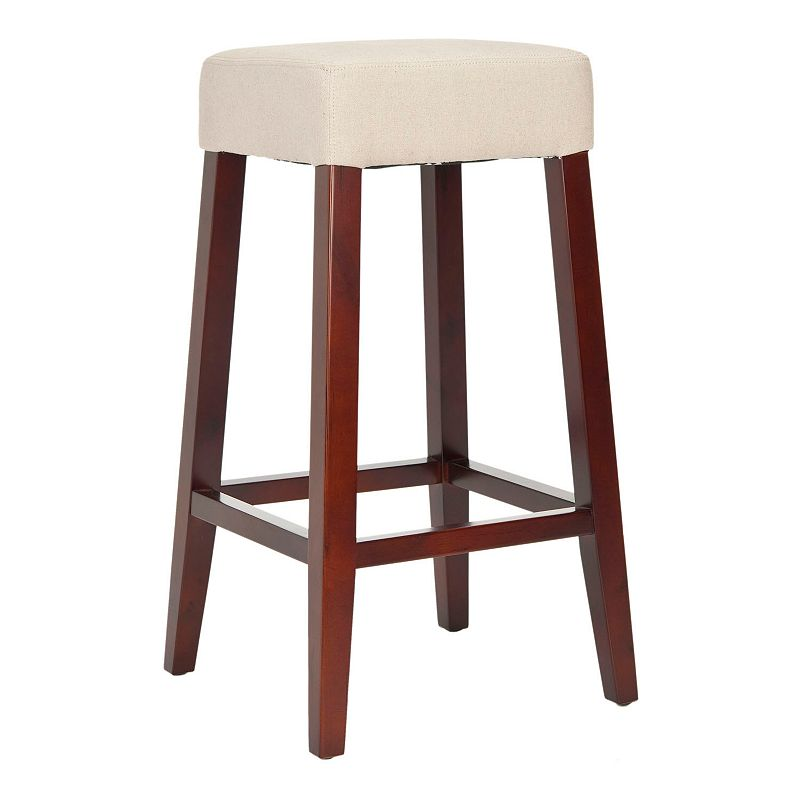 Safavieh Austin Beige Bar Stool