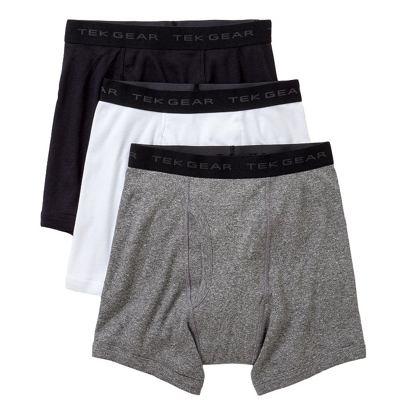 Boys 4-20 Tek Gear® 3-pk. Boxer Briefs