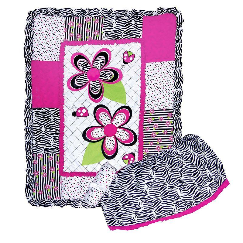 Trend Lab Zahara 3-pc. Crib Bedding Set