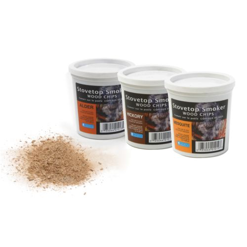 Camerons Products Alder, Hickory and Mesquite Wood Chips