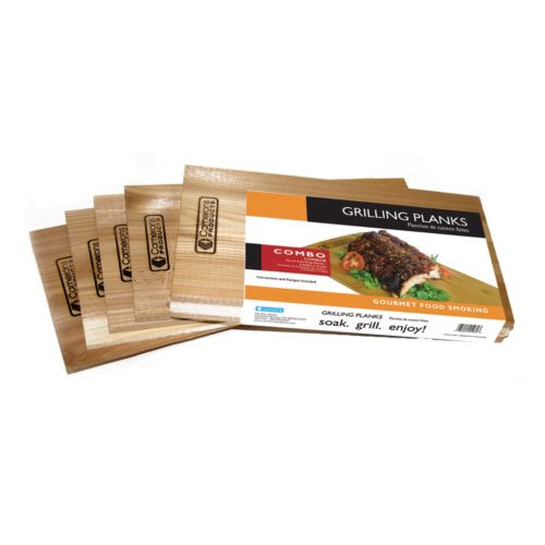 Camerons Products 4-pk. Alder and Cedar Planks