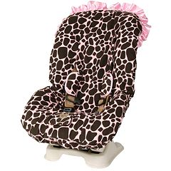 Baby Bella Maya Ginny Giraffe Toddler Car Seat Cover