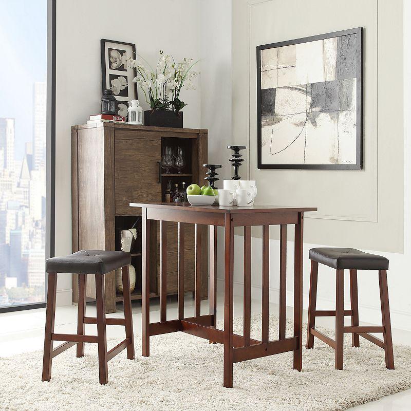 HomeVance 3-pc. Breakfast Table Set