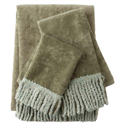 Sherry Kline Curly Bullion 3-pc. Decorative Towel Set