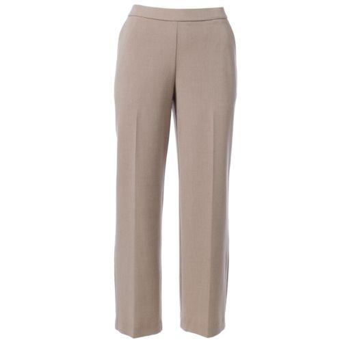 Petite Sag Harbor Pull-On Dress Pants