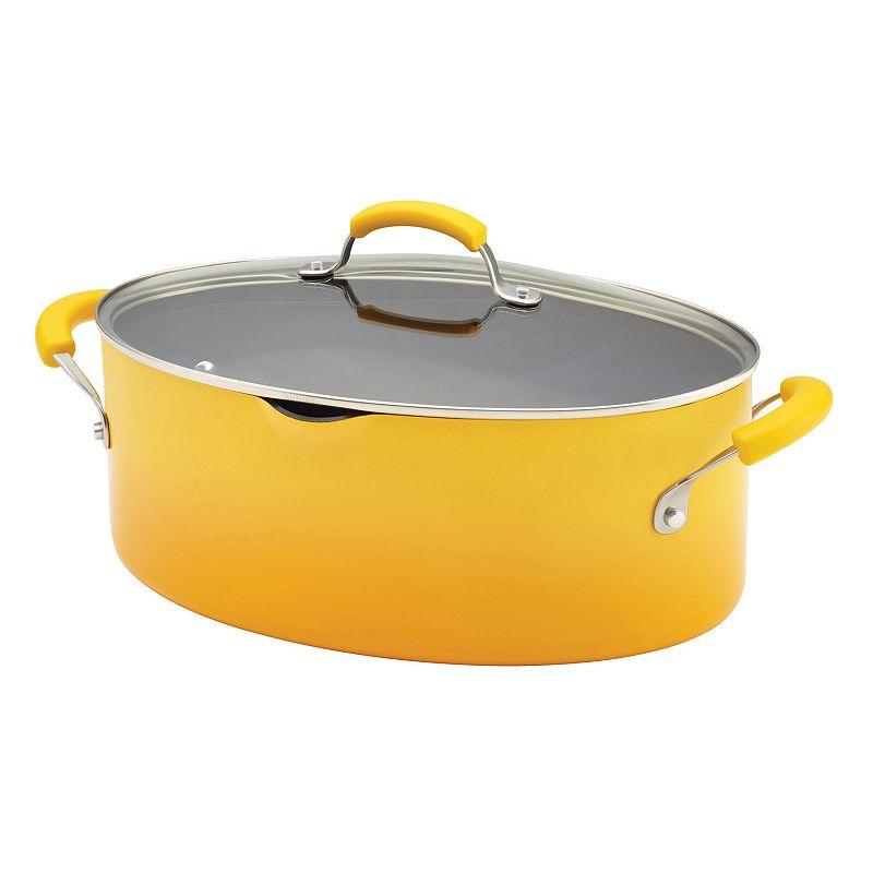 Rachael Ray 8-qt. Nonstick Oval Pasta Pot
