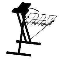 SteamFast Steam Press Stand
