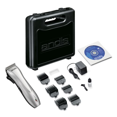 Andis Easy Clip Freedom Pet Clipper Kit