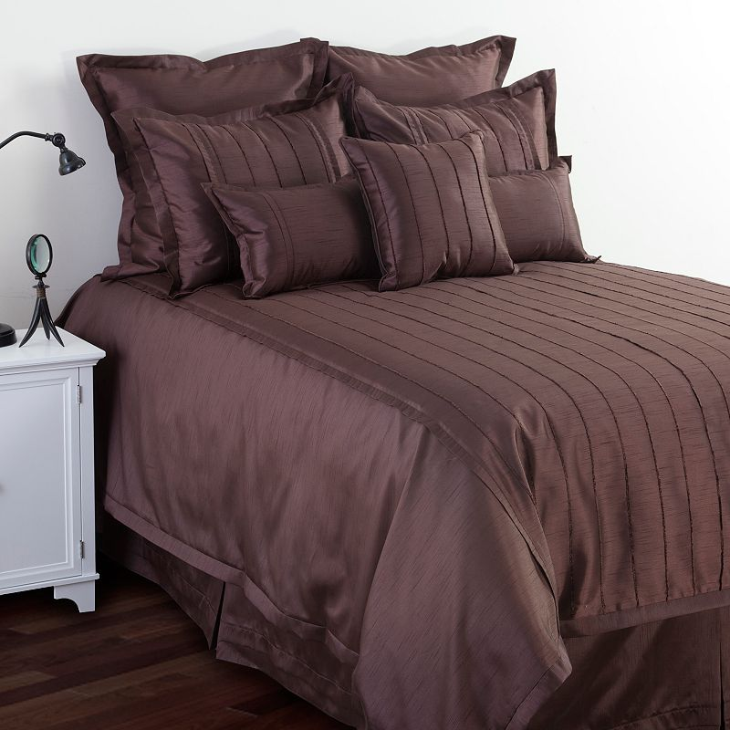 veratex braxton 4 pc comforter set cal king