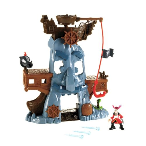 Disney Jake and the Never Land Pirates Hook's Adventure Rock by Fisher-Price