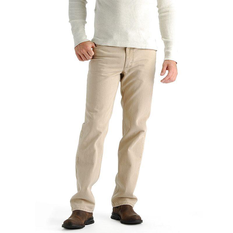 Men's Lee Regular Fit Straight Leg Jeans