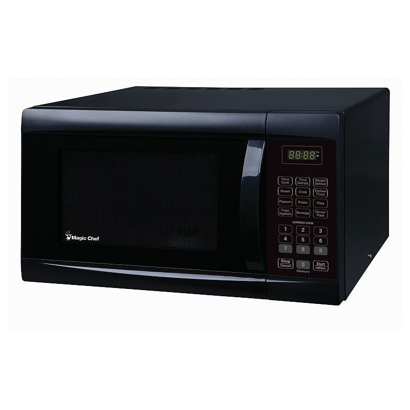 Countertop Microwave Oven Sale : countertop microwave oven black magic chef countertop microwave oven ...