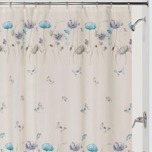 creative bath garden gate fabric shower curtain creative bath rainbow fish shower curtain bealls florida