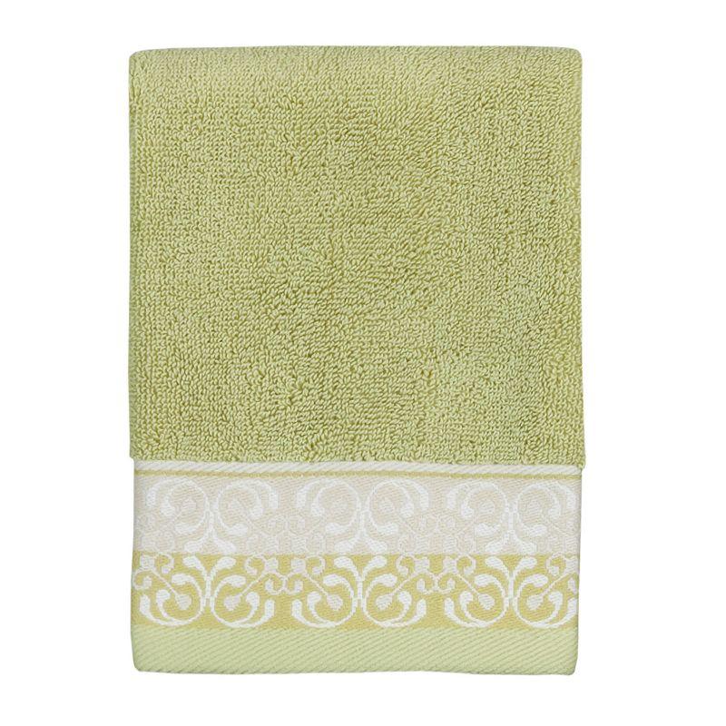 Creative Bath Medallion Washcloth