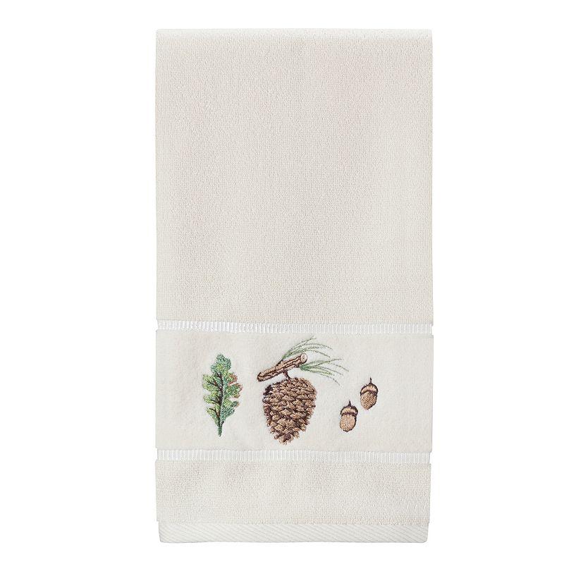 Creative Bath Christmas Northwoods Hand Towel