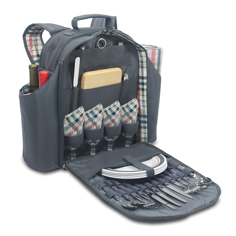 Picnic Time Big Ben Carnaby St. Picnic Backpack