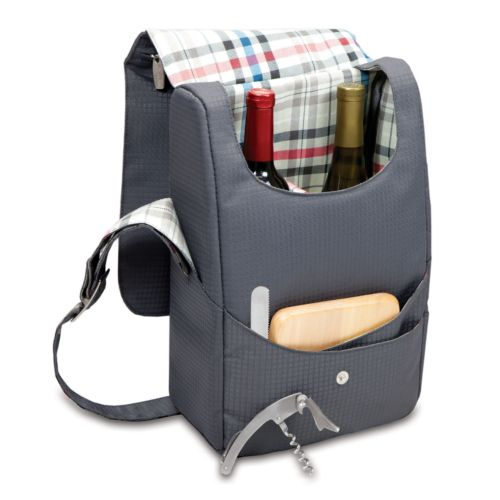 Picnic Time Wensleydale Carnaby St. Wine and Cheese Tote