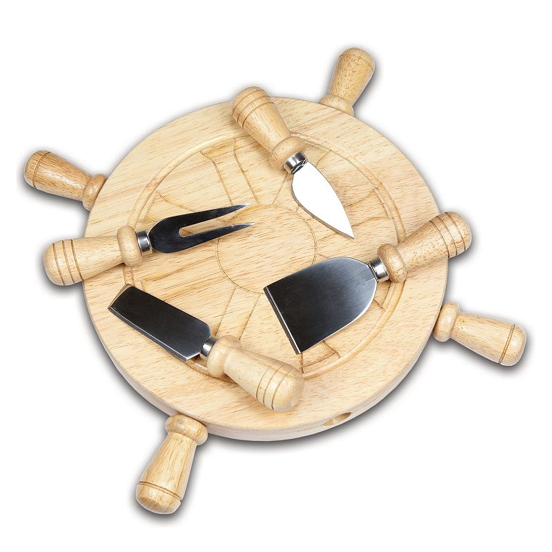 Picnic Time Mariner 5-pc. Cheese Board Set