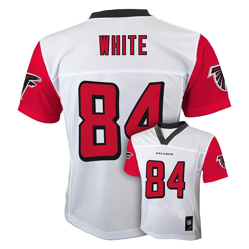 Boys 8-20 Atlanta Falcons Roddy White NFL Jersey