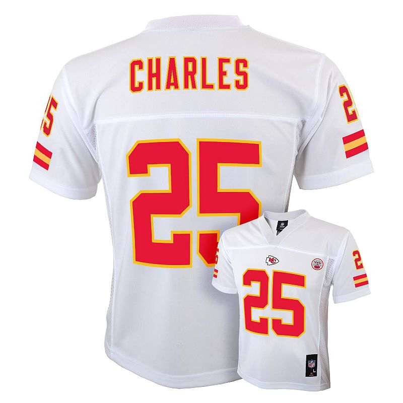 Boys 8-20 Kansas City Chiefs Jamaal Charles NFL Jersey