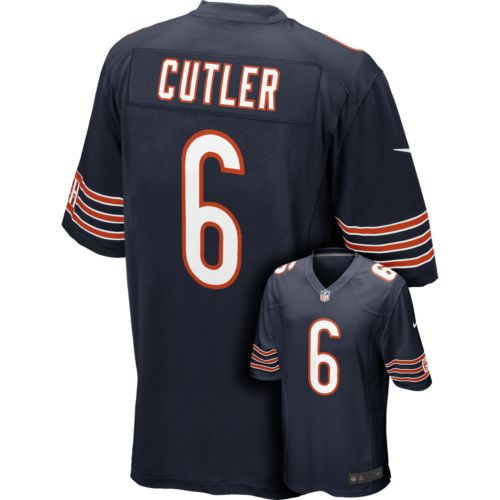 Nike Chicago Bears Jay Cutler Game NFL Replica Jersey - Men