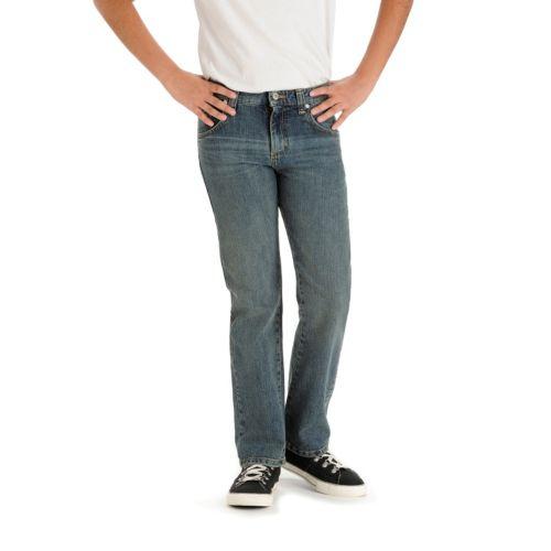 Boys 8-20 Lee Slim Straight-Leg Jeans