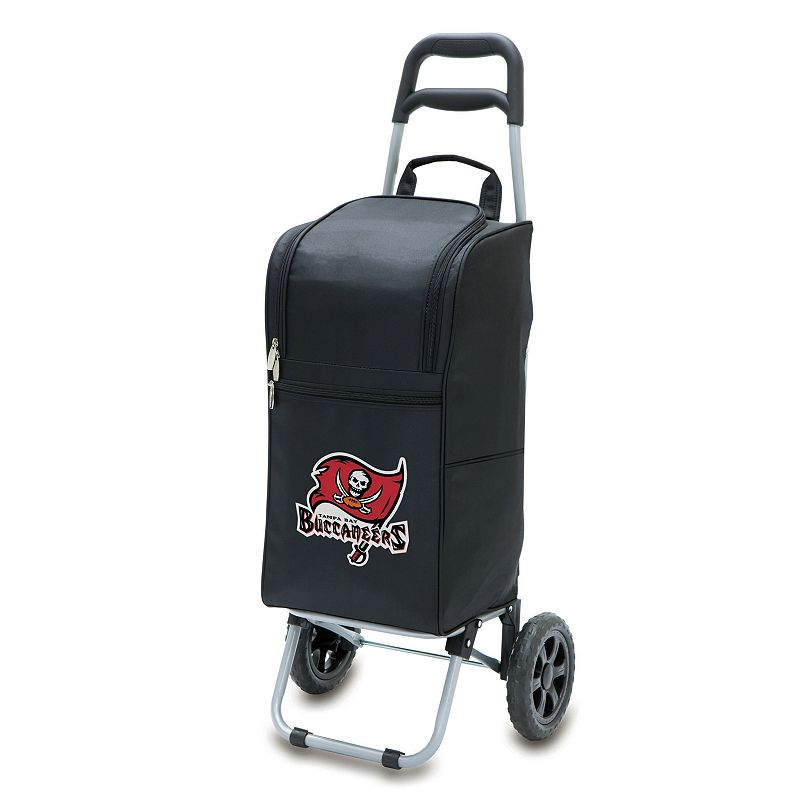 Picnic Time Tampa Bay Buccaneers Cart Cooler