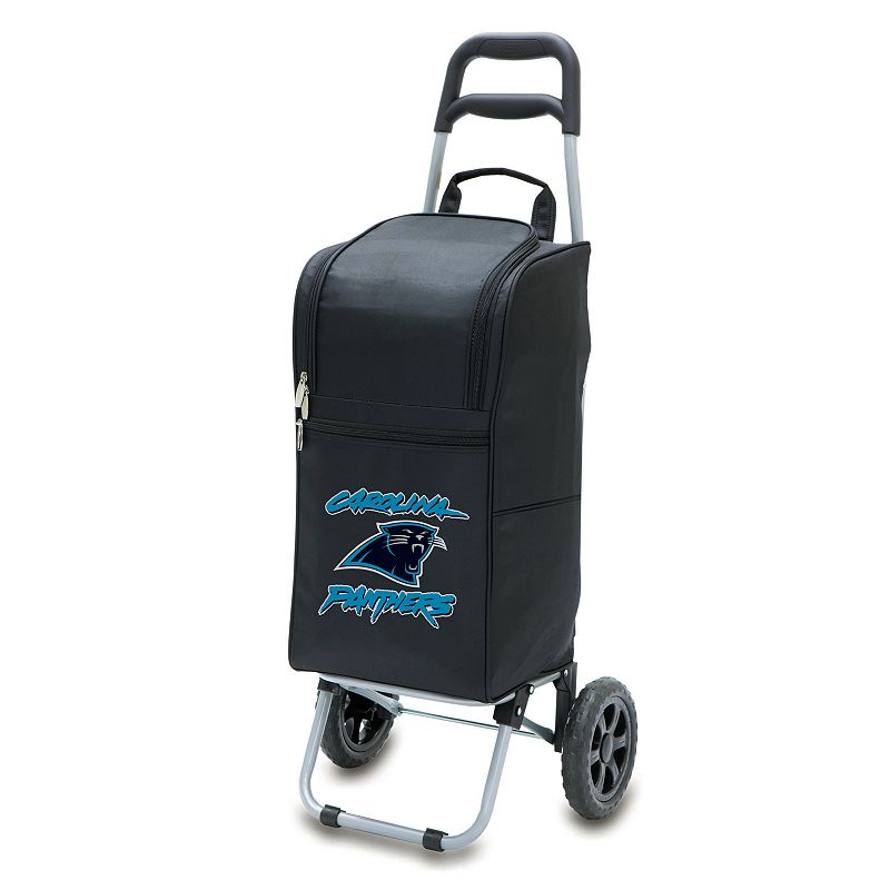 Picnic Time Carolina Panthers Cart Cooler
