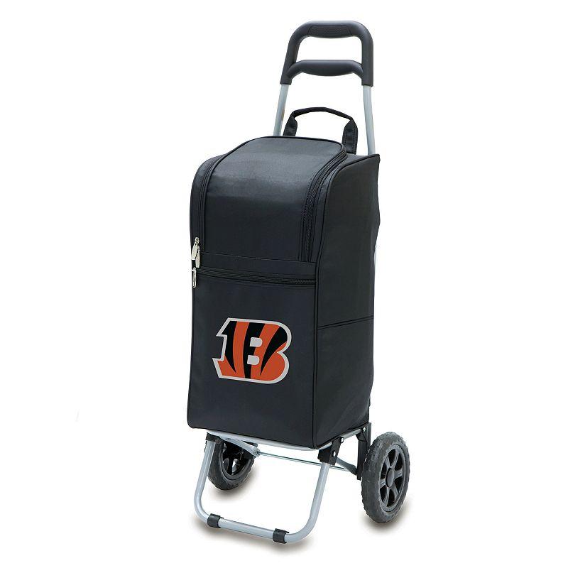 Picnic Time Cincinnati Bengals Cart Cooler