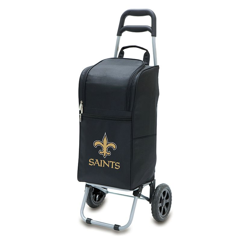 Picnic Time New Orleans Saints Cart Cooler