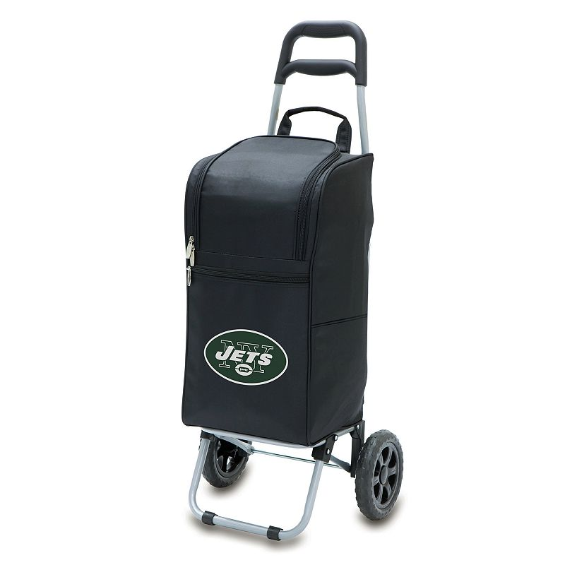 Picnic Time New York Jets Cart Cooler