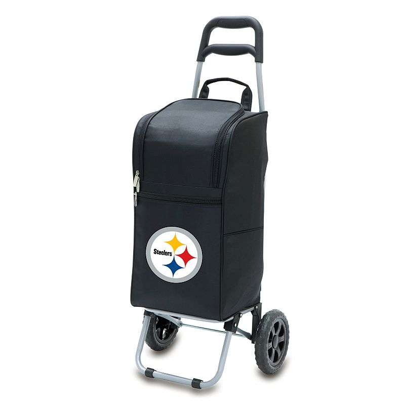 Picnic Time Pittsburgh Steelers Cart Cooler