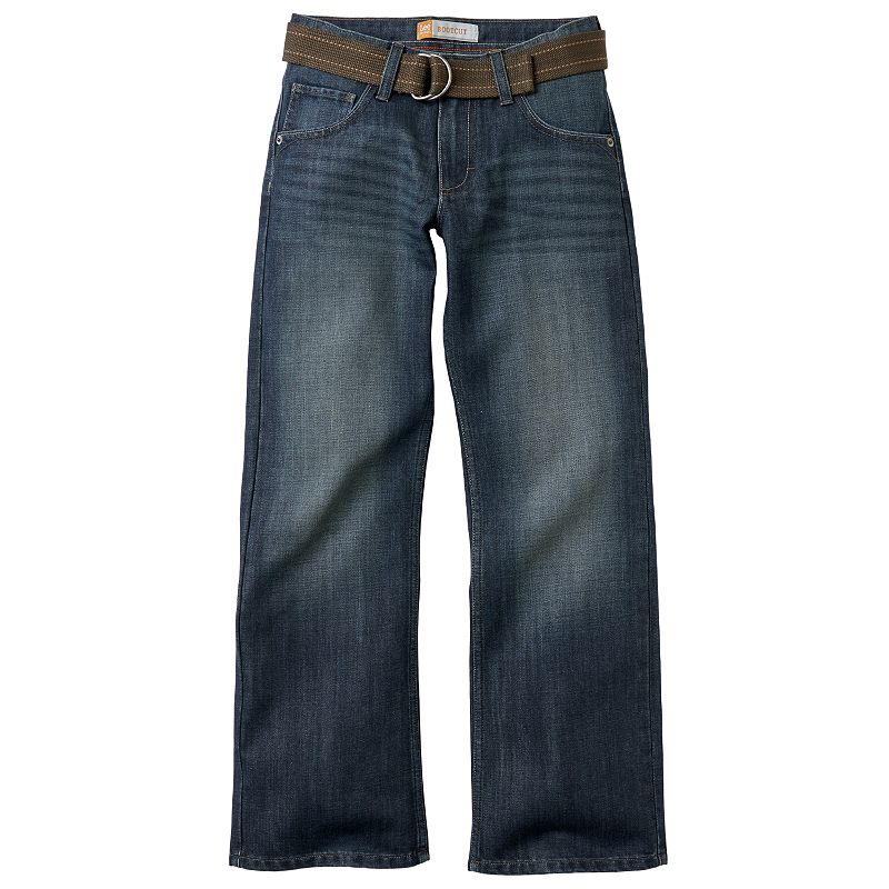 Boys 8-20 Lee Relaxed Bootcut Jeans