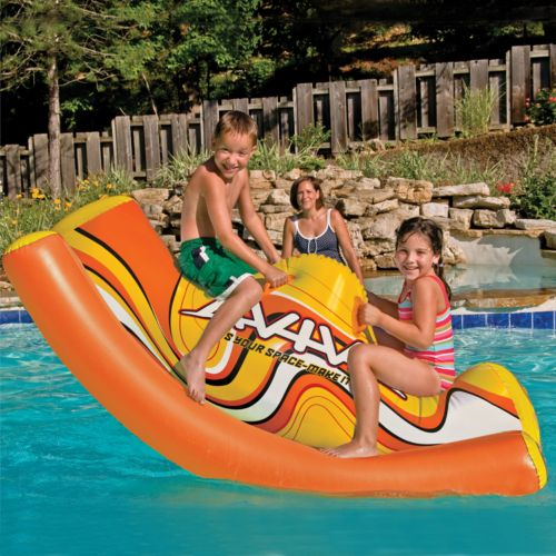 Aviva Water Totter Inflatable Teeter-Totter