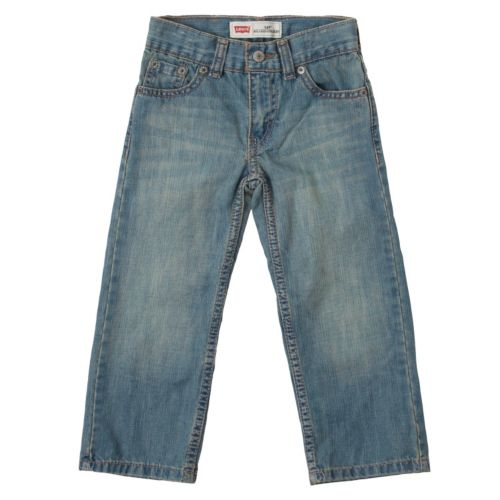 Levi's 505 Relaxed Straight-Leg Jeans - Toddler