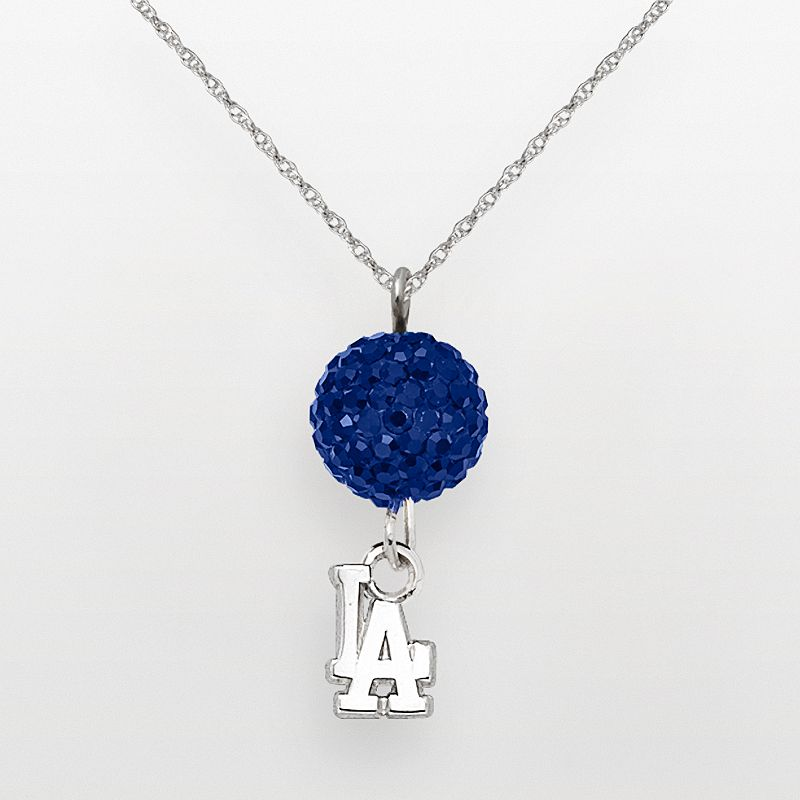 Los angeles dodgers jewelry kohl 39 s for Media jewelry los angeles