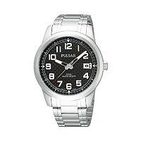 Pulsar Men's Stainless Steel Watch - PXN181X