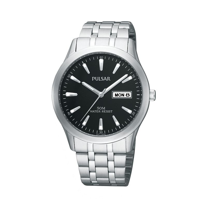 Pulsar Men's Stainless Steel Watch - PXN159X