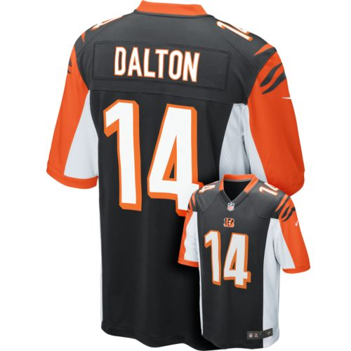 Nike Cincinnati Bengals Andy Dalton Game NFL Replica Jersey - Men