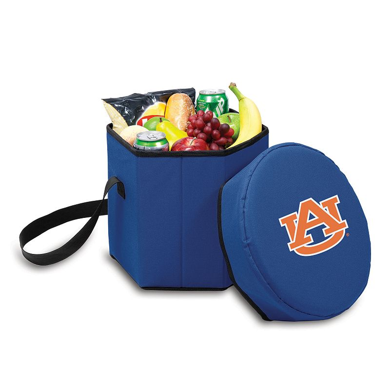Picnic Time Auburn Tigers Bongo Cooler
