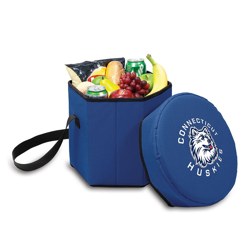 Picnic Time UConn Huskies Bongo Cooler