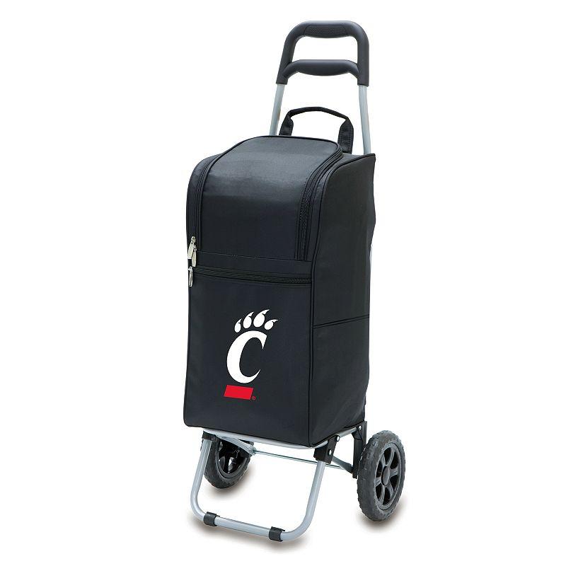 Picnic Time Cincinnati Bearcats Cart Cooler