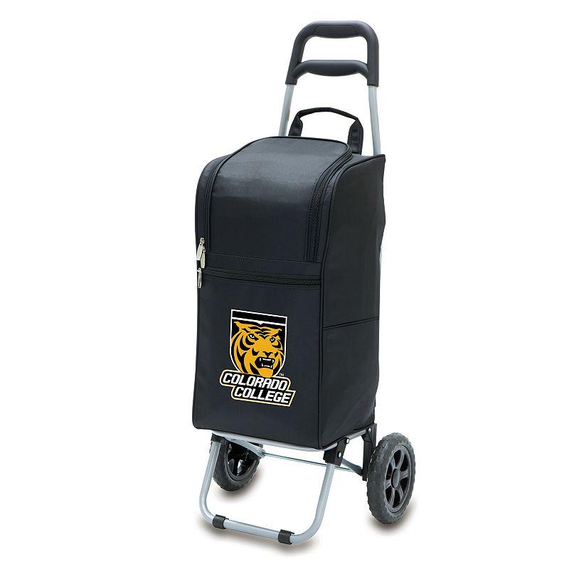 Picnic Time Colorado College Tigers Cart Cooler