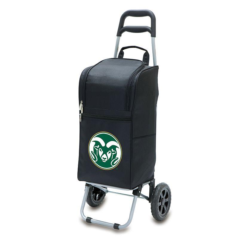 Picnic Time Colorado State Rams Cart Cooler